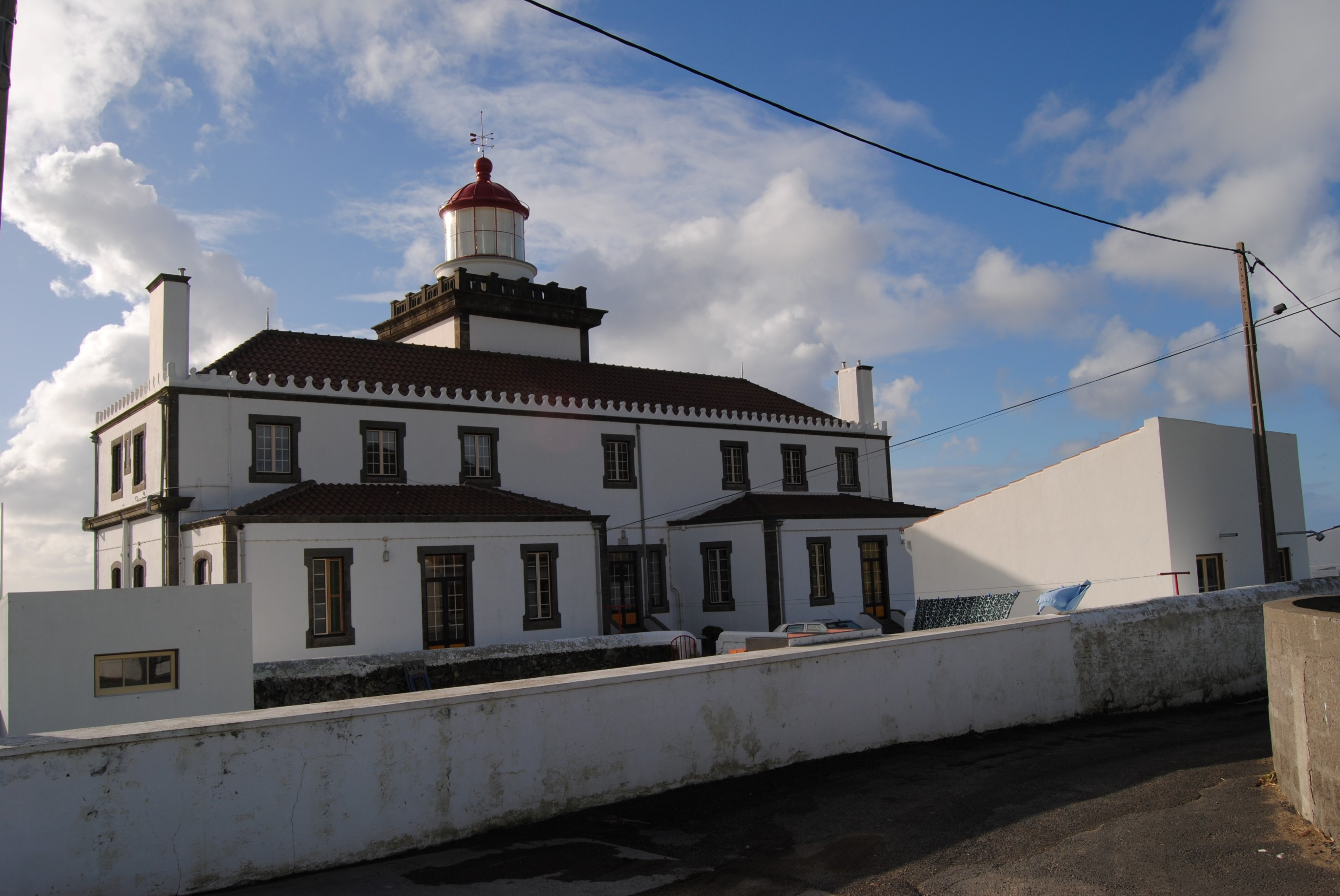 Ginetes Lighthouse