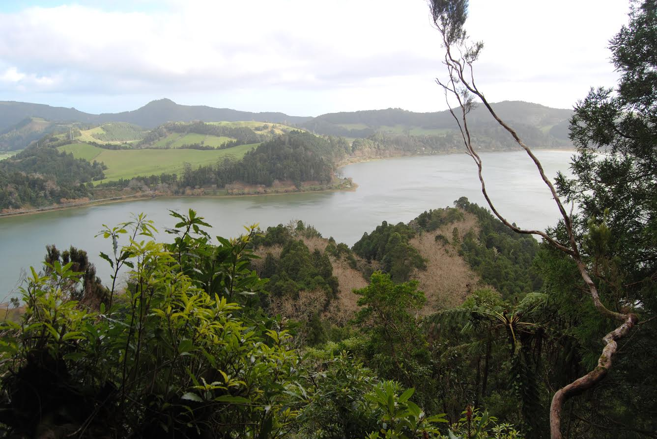 Hiking Furnas