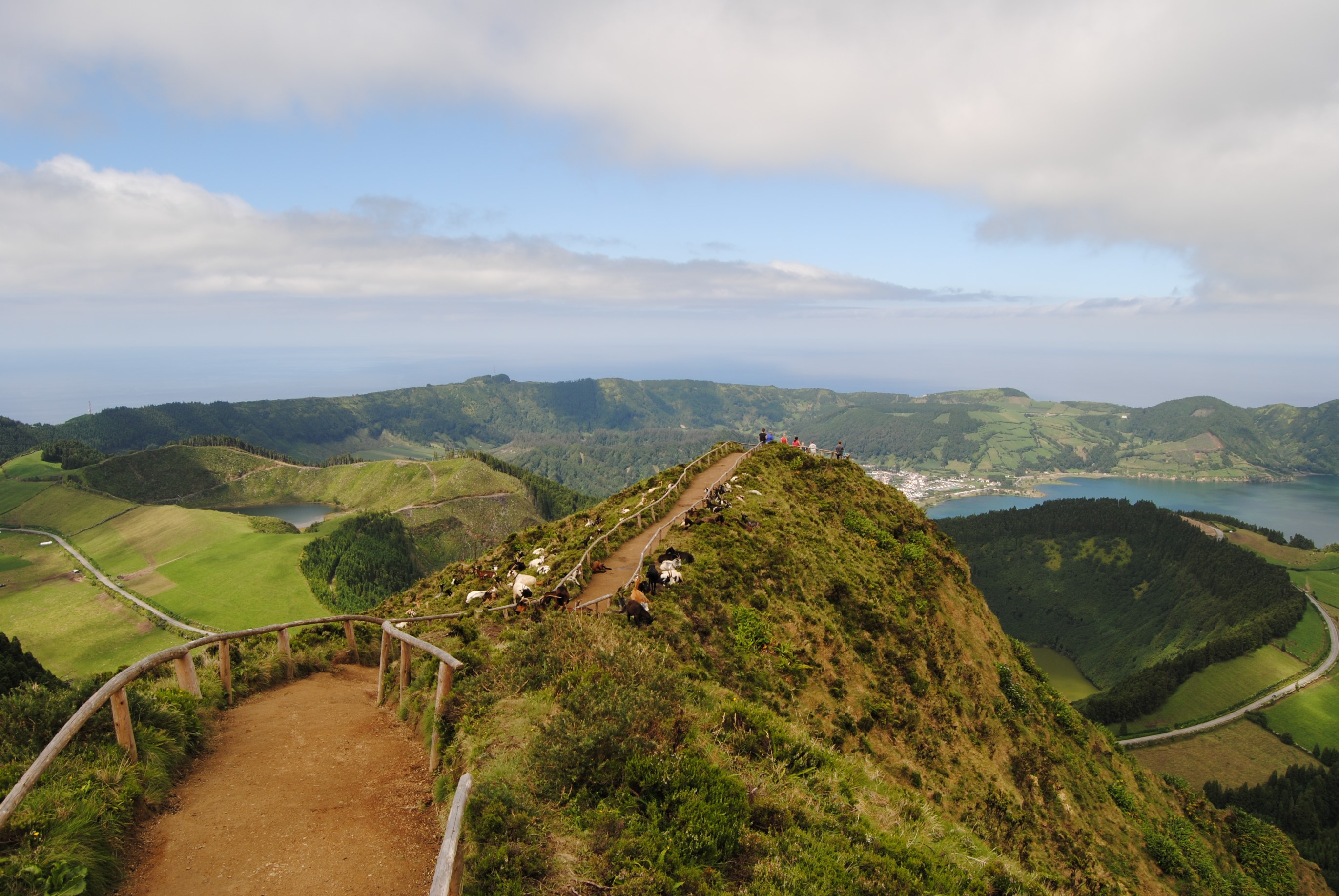 Private Tour # 7 - Half day to Sete Cidades Lakes