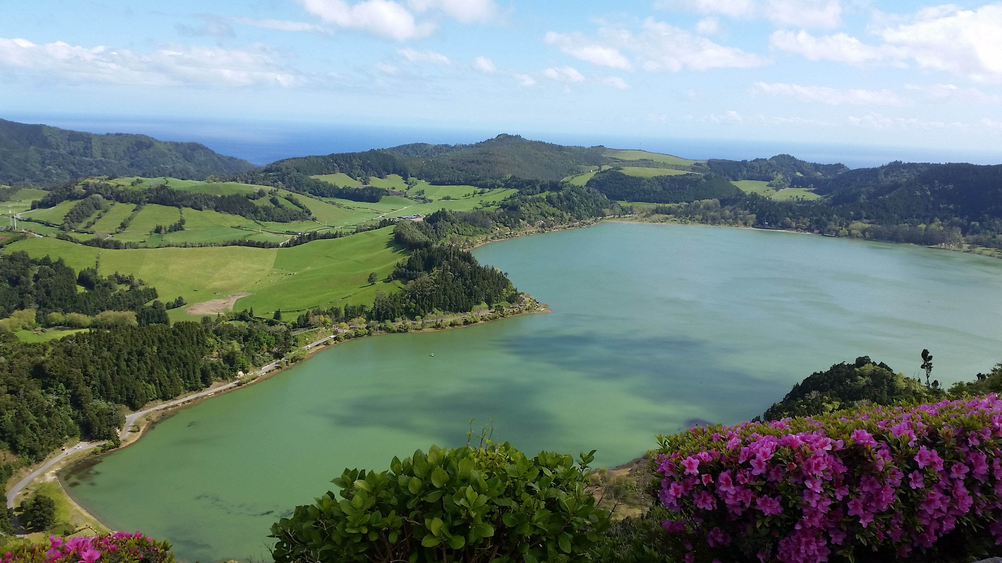 Private Tour # 5 - Furnas Lake & Hot Springs