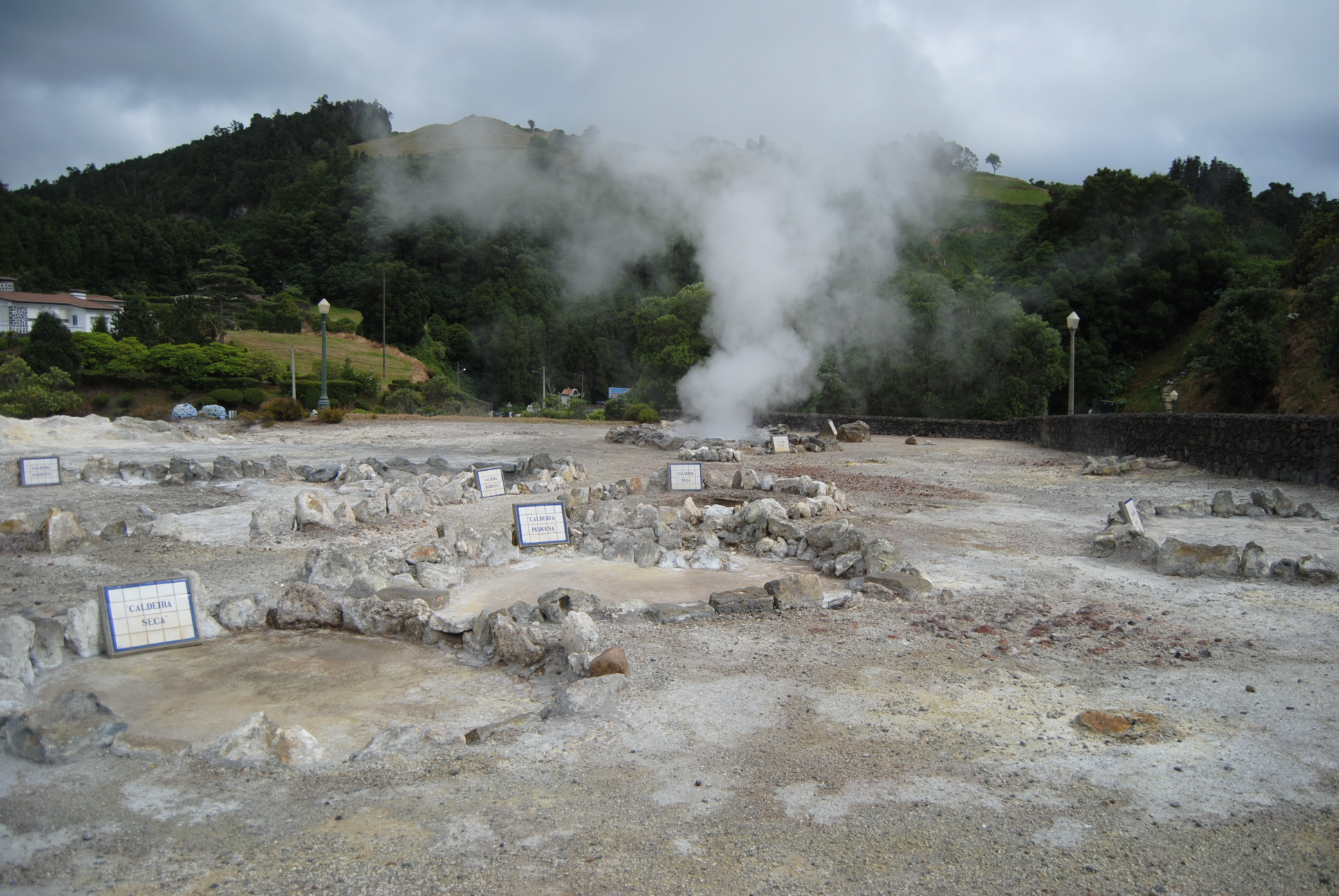 Private Tour # 2 - Furnas Hot Springs & Nordeste area