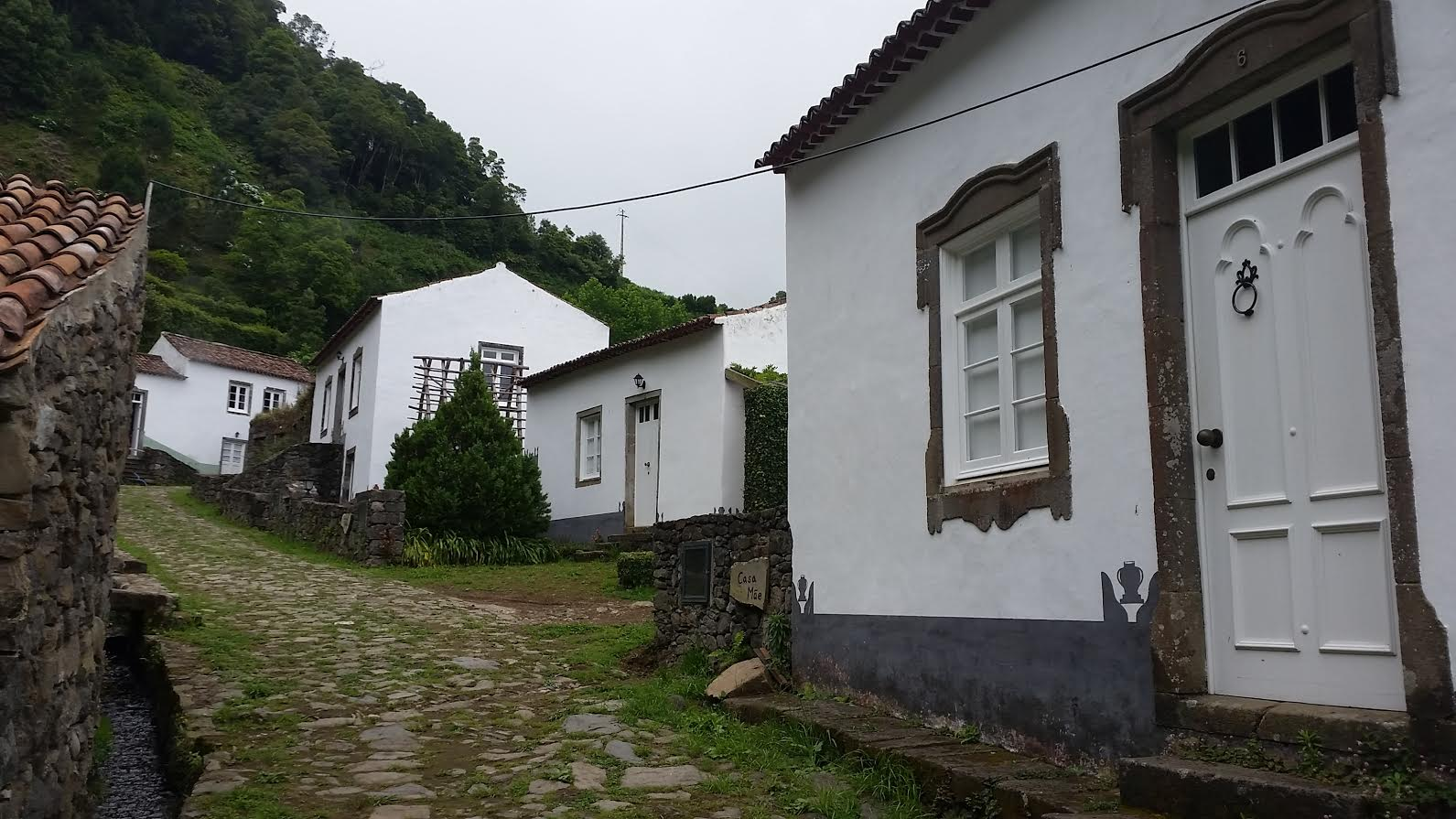 Sanguinho old village