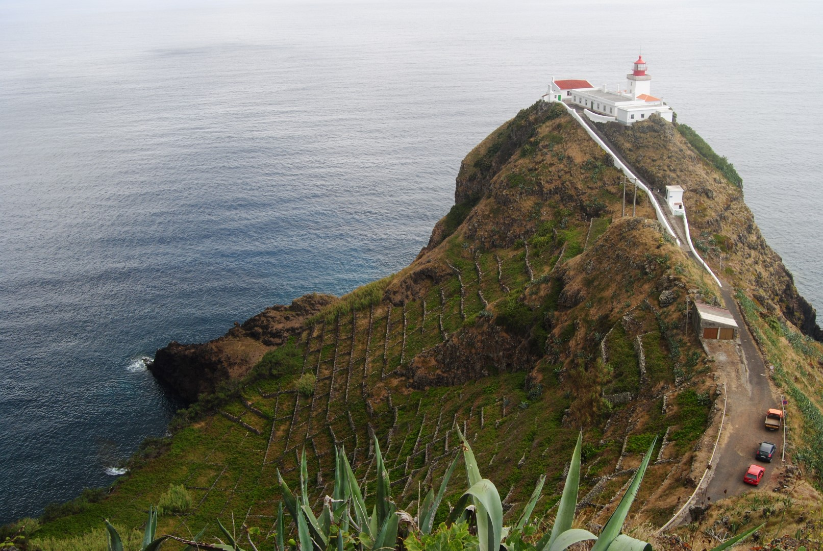 Maia Light house (Ponta do Castelo)